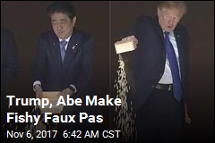 Talk of Japan: How Trump, Abe Fed the Fish