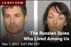 The Russian Spies Who Lived Among Us