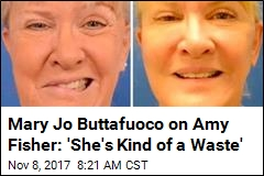 Mary Jo Buttafuoco Speaks Out on Amy Fisher