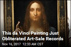This da Vinci Just Sold for Nearly Half a Billion Dollars