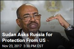 Sudan Wants Russian Protection From US