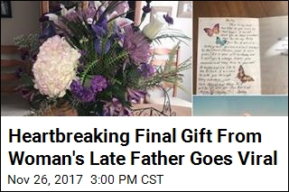 5 Years After Dad Died, Woman Gets a Final Gift