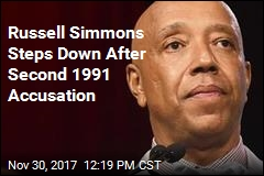 Russell Simmons Steps Down After Second 1991 Accusation