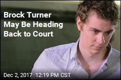 Brock Turner Files Appeal in Sex Assault Conviction