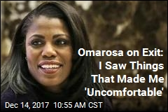 Race Issues May Have Played Role in Omarosa's Exit