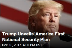Trump Unveils 'America First' National Security Plan