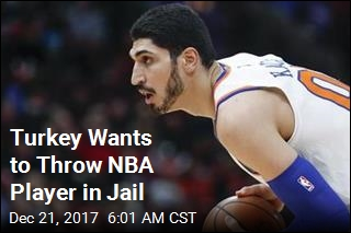Knicks Player Is Technically a 'Fugitive'