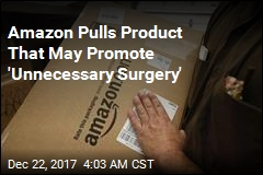 Amazon Snips Circumcision Kits From Website