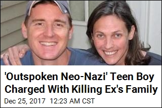 17-Year-Old Neo-Nazi Charged With Killing Ex's Parents