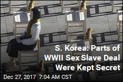 WWII Sex Slaves Could Ruin South Korea-Japan Relations