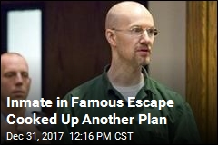 Inmate in Famous Escape Cooked Up Another Plan
