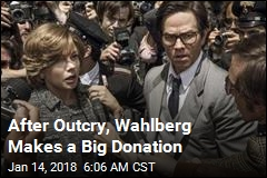After Outcry, Wahlberg Makes a Big Donation