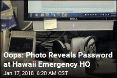 Employee Who Sent Hawaii Alert Is Getting Death Threats