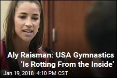 Aly Raisman to Larry Nassar: 'You Are Nothing'