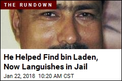 The Doctor Who Helped Find bin Laden Is Stuck in Jail