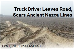 Ancient Nazca Lines Get Some Unwanted Additions
