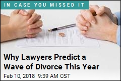 First Comes Tax Plan, Then Comes ... Divorce?