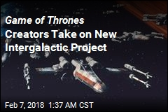Game of Thrones Creators Sign Up for Star Wars Project