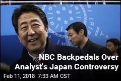 NBC Backpedals Over Analyst's Japan Controversy