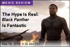 Stellar Cast Powers 'Stunning' Black Panther