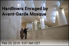 Hardliners Enraged by Avant-Garde Mosque