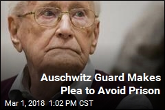 Auschwitz Guard, 96, Makes Clemency Plea