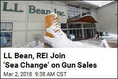 LL Bean Joins Walmart, Dick's: We're Changing Gun Sales, Too