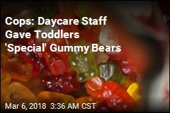 Cops: Daycare Workers Gave Kids Gummy Bears Laced With Melatonin
