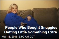 Snuggie-Maker Must Pay Customers $7.2M
