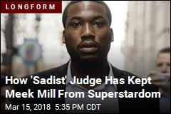 How 'Sadist' Judge Has Kept Meek Mill From Superstardom