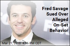 Fred Savage Sued Over Alleged On-Set Behavior