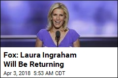 Fox Is Standing by Laura Ingraham