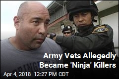 Army Vets Allegedly Became 'Ninja' Killers