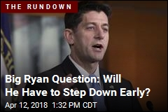 Big Ryan Question: Will He Have to Step Down Early?
