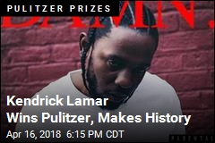 Kendrick Lamar Makes History