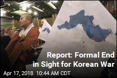 Report: Formal End in Sight for Korean War