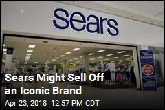 Sears Might Sell Off an Iconic Brand