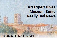 Museum Learns Half Its Art Is Fake