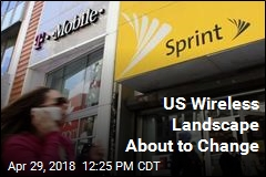 Sprint, T-Mobile Merger Is Back On