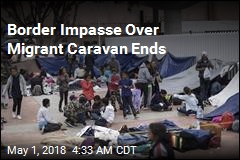 Feds Process First Asylum-Seekers From 'Caravan'