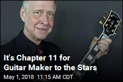 It's Chapter 11 for Guitar Maker to the Stars