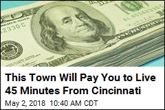 This Town Will Pay You to Live 45 Minutes From Cincinnati