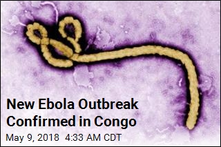 New Ebola Outbreak Confirmed in Congo