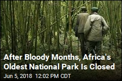 Africa's Oldest National Park Closed After Deaths, Abduction