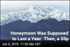 Yearlong Honeymoon Lasts 10 Days After Denali Accident