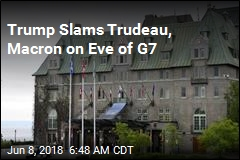 Trump Will Leave G7 Summit Early