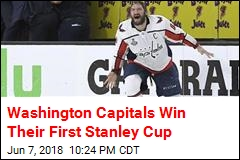 Washington Capitals Win Their First Stanley Cup