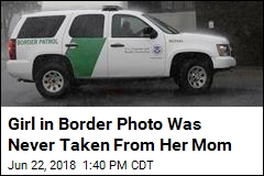 Girl Who Became Face of Border Separations Wasn't Separated