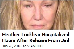Locklear Hospitalized After Apparent Overdose