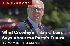 What Crowley's 'Titanic' Loss Says About the Party's Future